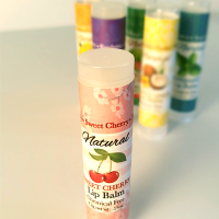 All Natural Sweet Cherries Lip Balm