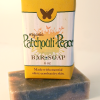 All Natural, Handmade, Patchouli Soap by Amish Country Essentials. 3.5oz