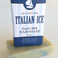 All Natural, Handmade, Italian Ice Soap by Amish Country Essentials