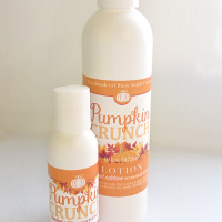 Pumpkin Crunch Lotion