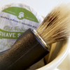 Complete Shaving Kit with all natural, old Fashioned Shave Soap by Amish Country Soap Co.