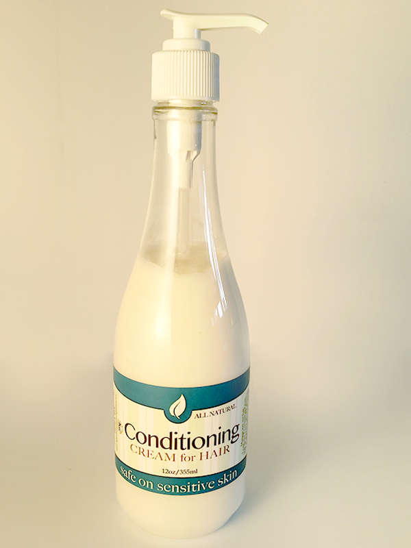 All Natural, Handmade, Hair Conditioner, by Amish Country Essentials 12oz