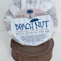 Beach Nut Shampoo Bar