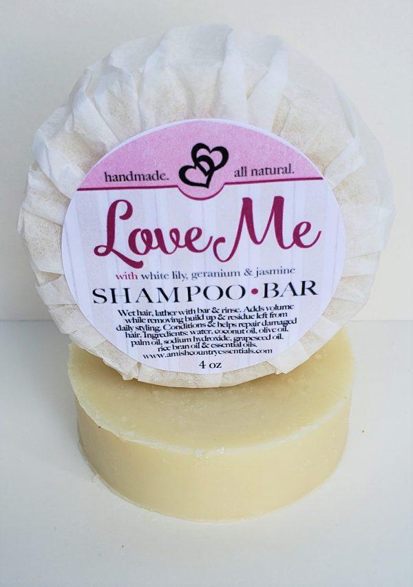 Love Me Shampoo Bar